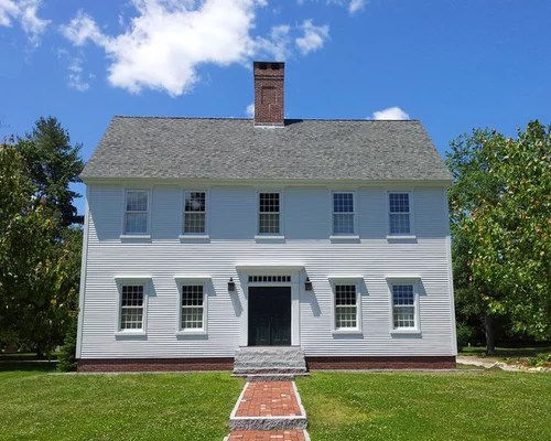 Classic Colonial Homes Ideas Pictures Remodel And Decor