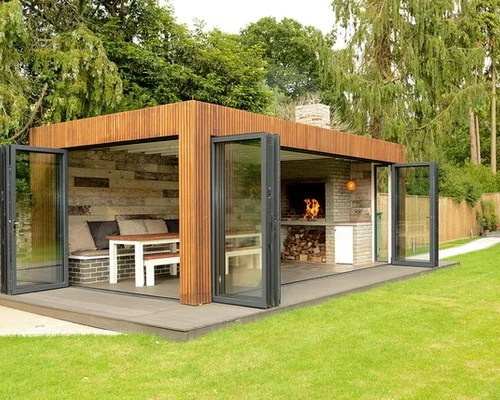 Best Contemporary Garden Shed And Building Design Ideas & Remodel