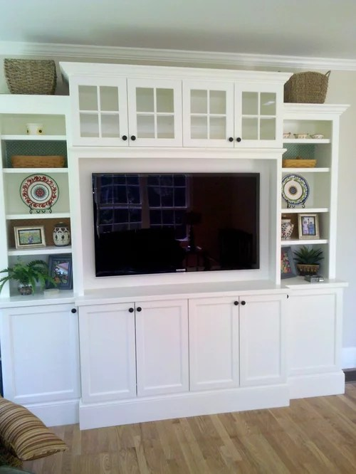 Every item on this page was hand. Small Entertainment Center Home Design Ideas, Pictures ...