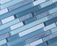 Anatolia Bliss Glass and Stone Mosaic Tiles