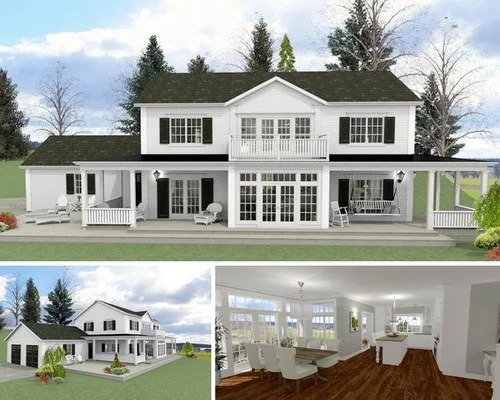 New England House Designs – House Design Ideas