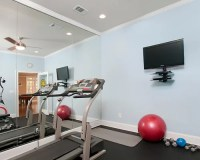 Exercise Room Ideas, Pictures, Remodel and Decor