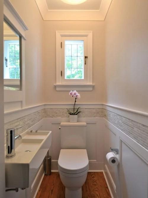 Salles de bains et WC avec des carreaux en allumettes  Photos et ides dco de salles de bains