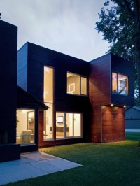 Modern Bay Window Home Design Ideas, Pictures, Remodel and ...