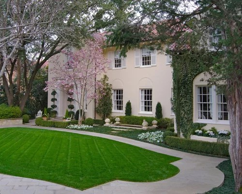 formal front yard ideas