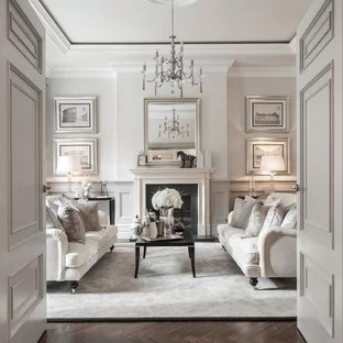 traditional pictures for living room acrylic side tables 75 most popular design ideas 2019 inspiration a timeless enclosed dark wood floor and brown remodel in berkshire