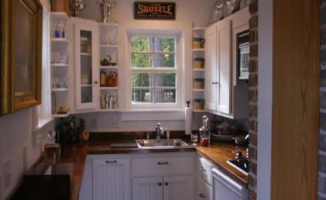 Tiny Kitchen Design Houzz