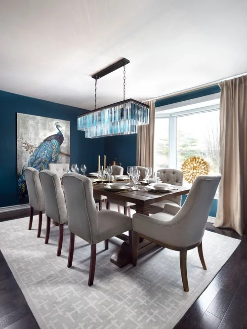royal blue living room chairs doors peacock | houzz