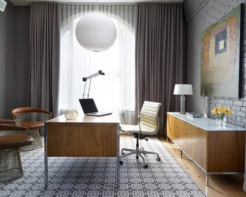 Best Office Curtains Design Ideas & Remodel Pictures Houzz
