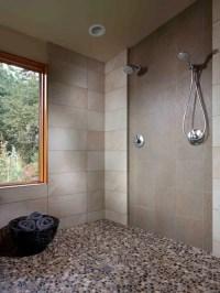 Pebble Shower Floor | Houzz