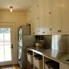 Williamsburg Traditional Laundry Room Richmond By