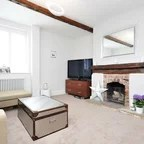 sofa room leeson st sofas with metal legs portland apartment - modern living by ...