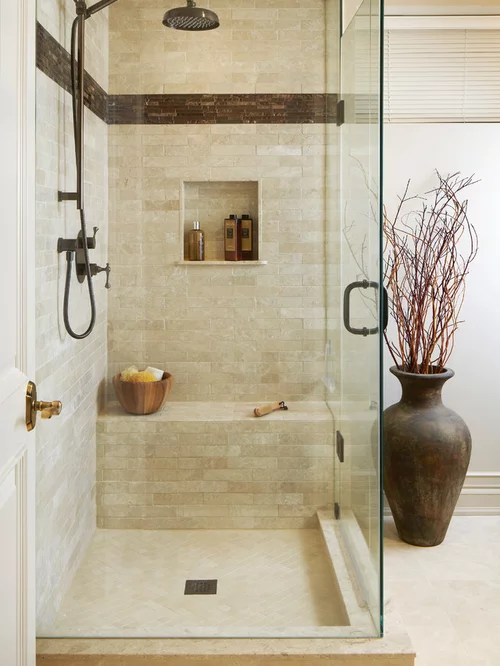 Transitional Bathroom Design Ideas Remodels  Photos