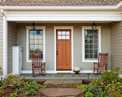 front door landscaping home design