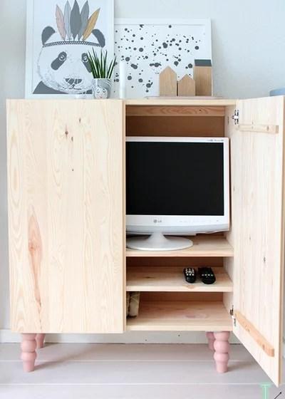 7 Ideen wie Sie ihr Ikea Ivar Regal pimpen