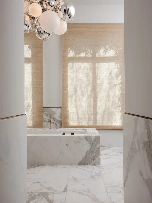 Marble Bathtub Surround  Houzz