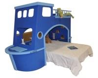 Custom Theme Beds for Kids