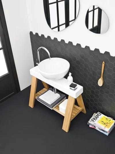 aseos y consolas modernas para el baño por Meneghello Paolelli Associates