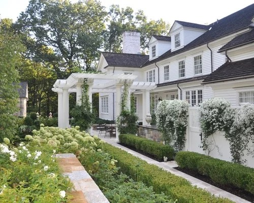 White Garden Ideas Pictures Remodel And Decor
