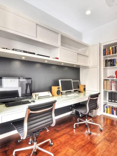 Best Long Floating Desk Design Ideas  Remodel Pictures