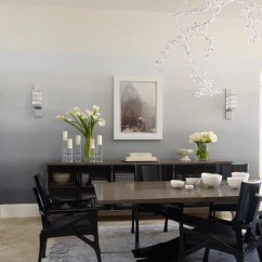 The Living Room With Sky Bar Guest Design Ombre Wall Paint Home Ideas, Pictures, Remodel And ...