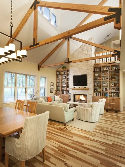 Tiger Bamboo Flooring Design Ideas Amp Remodel Pictures Houzz