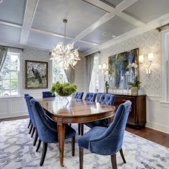 Farmhouse Dining Chairs High Chair That Turns Into A Shallow Coffered Ceilings | Houzz