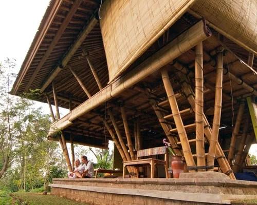 Bamboo House Houzz