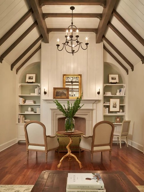 Vaulted Ceiling Beams Home Design Ideas Pictures Remodel