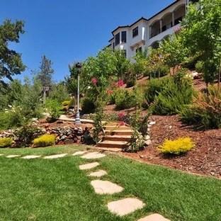 steep slope landscaping