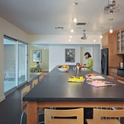 Long Kitchen Islands Bosch Universal Plus Machine What To Consider With An Extra Island Modern By Ira Frazin Architect
