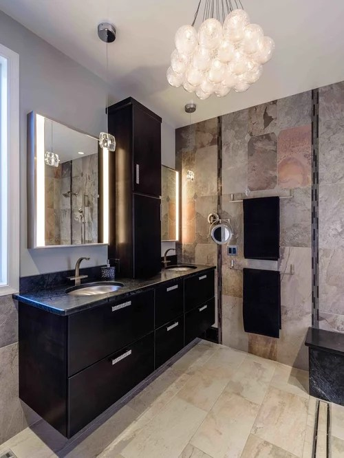 Black Bathroom Vanities