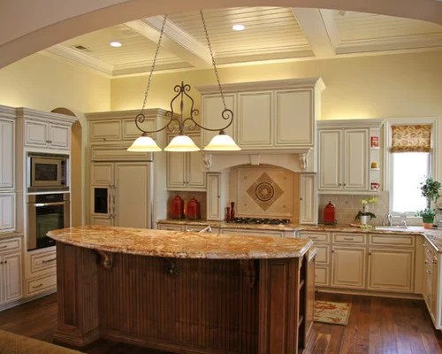 undermount porcelain kitchen sink metal shelving above cabinet lighting | houzz