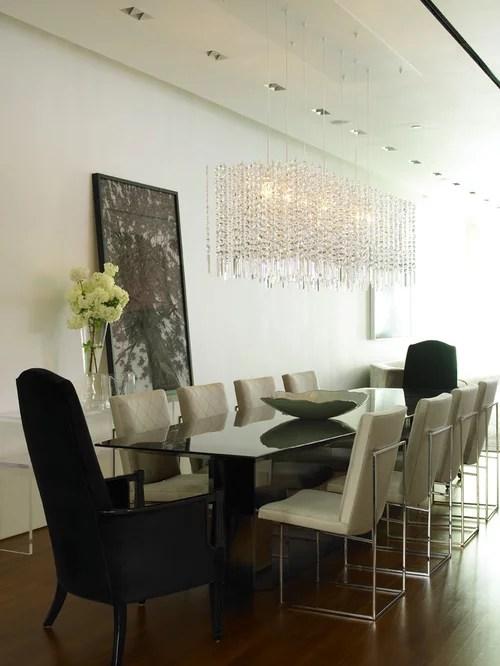 Modern Dining Room Chandelier  Houzz