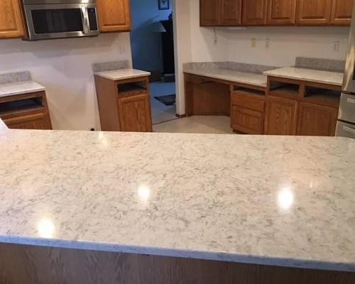 quartz kitchen countertops cost center island