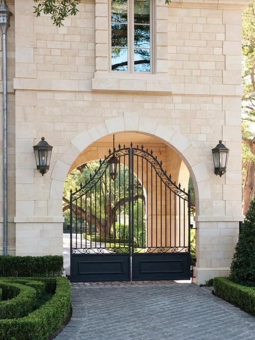 Entrance Gate Houzz