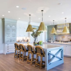Gold Kitchen Faucet Valances Faucets Ideas Photos Houzz Huge Transitional Designs Example Of A L Shaped Medium Tone Wood