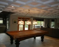Basement Drop Ceiling | Houzz