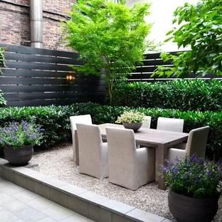 popular transitional landscaping