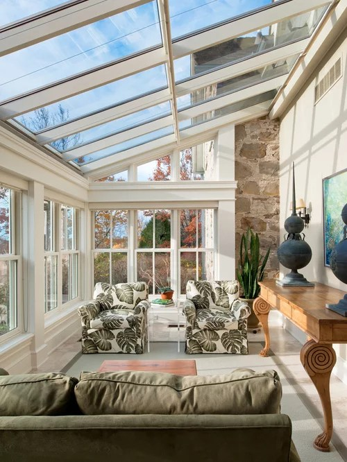 Best LeanTo Sunroom Design Ideas  Remodel Pictures  Houzz