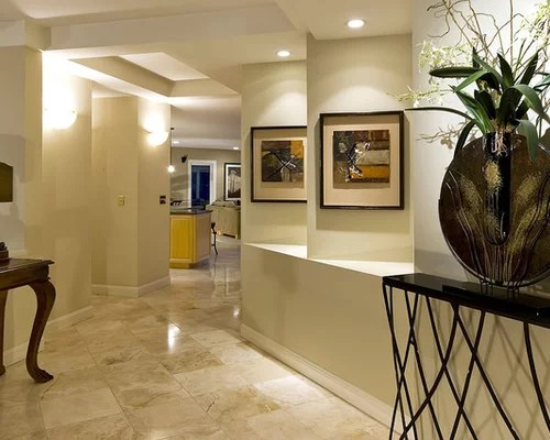 Marble Foyer