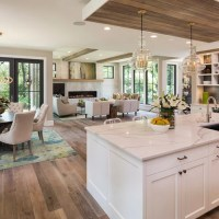 75 Trendy Open Concept Kitchen Design Ideas - Pictures of ...