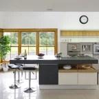 Mountain Contemporary Kitchen - Contemporary - Kitchen ...