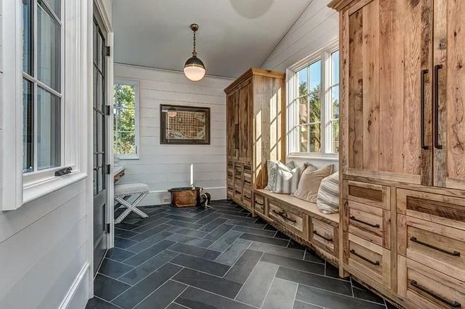 Farmhouse Entry by New Old, LLC