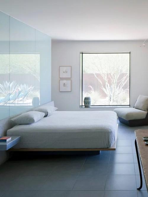 Floating Platform Bed Design Ideas  Remodel Pictures  Houzz