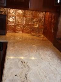 Copper Tile Backsplash | Houzz