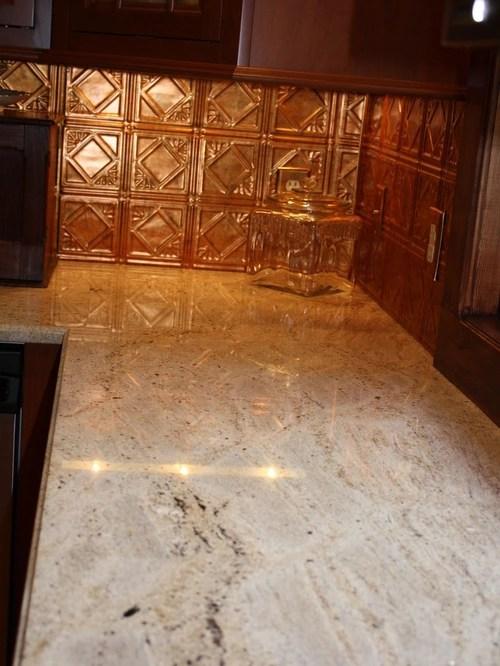 kitchens remodeling padded kitchen mats copper tile backsplash | houzz