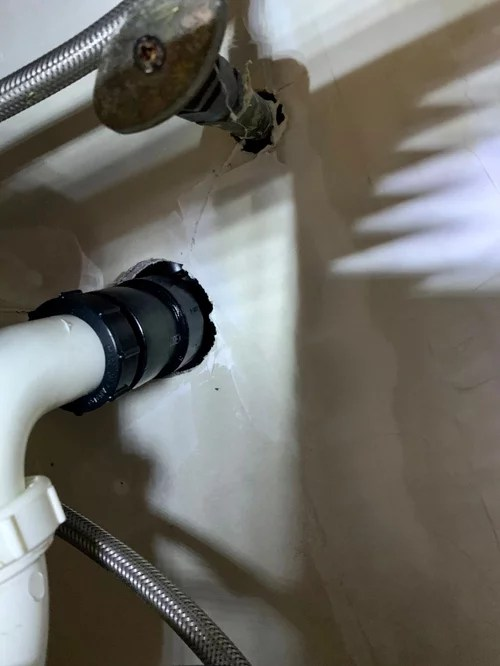 Do I Need An Air Gap For My Dishwasher : dishwasher, Determine, Where, Under