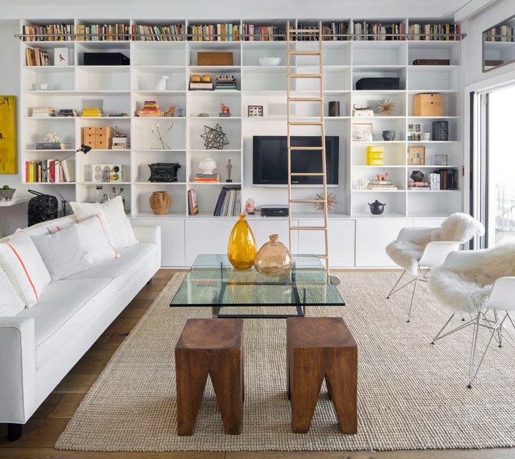 Contemporary Living Room by Décor Aid