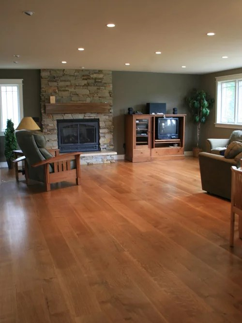 WidePlank White Oak Flooring Ideas Pictures Remodel and
